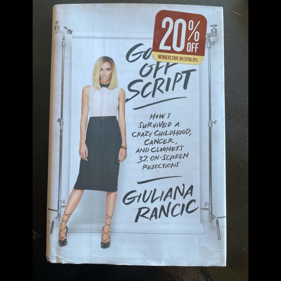 Other - Guiliana Rancic Book